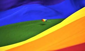 Gay Pride Parade, Mumbai, India