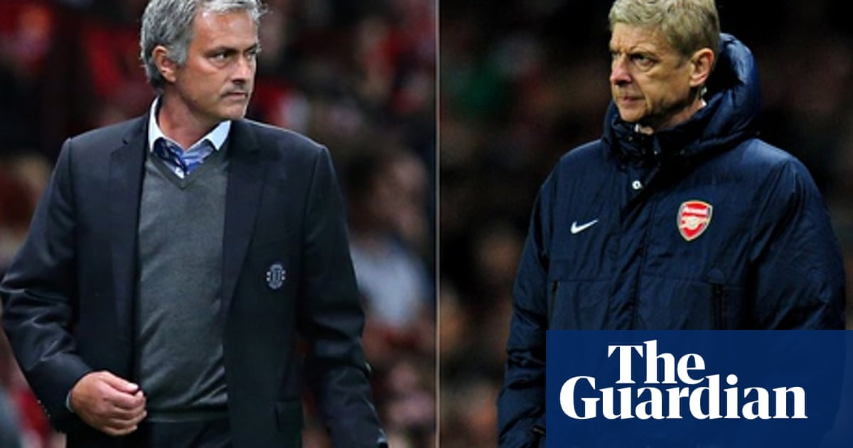 d62f3ad49 José Mourinho's spats: from 'Wenger the voyeur' to blasting Benítez ...