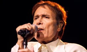 Sir Cliff Richard on Morrissey: 'I'm so grateful that he's thought of having me on the show.'