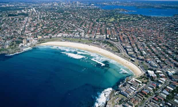 Cities: sydney 3, beach