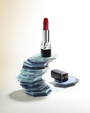 Hero products: Dior Rouge 999 lipstick