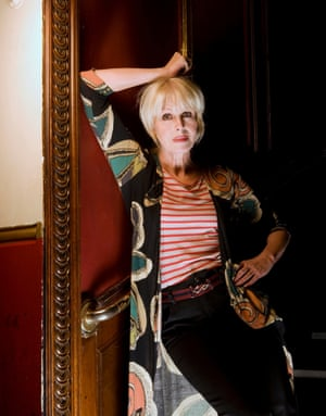 """""""Joanna Lumley because she cares for the welfare of others, doesn't mind being outspoken and generally promotes positive ageing."""""""