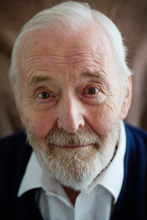 """""""Tony Benn. Intelligent, reflective. Always cared for and had an avid interests in the wellbeing of the masses, rather than individual concerns."""""""
