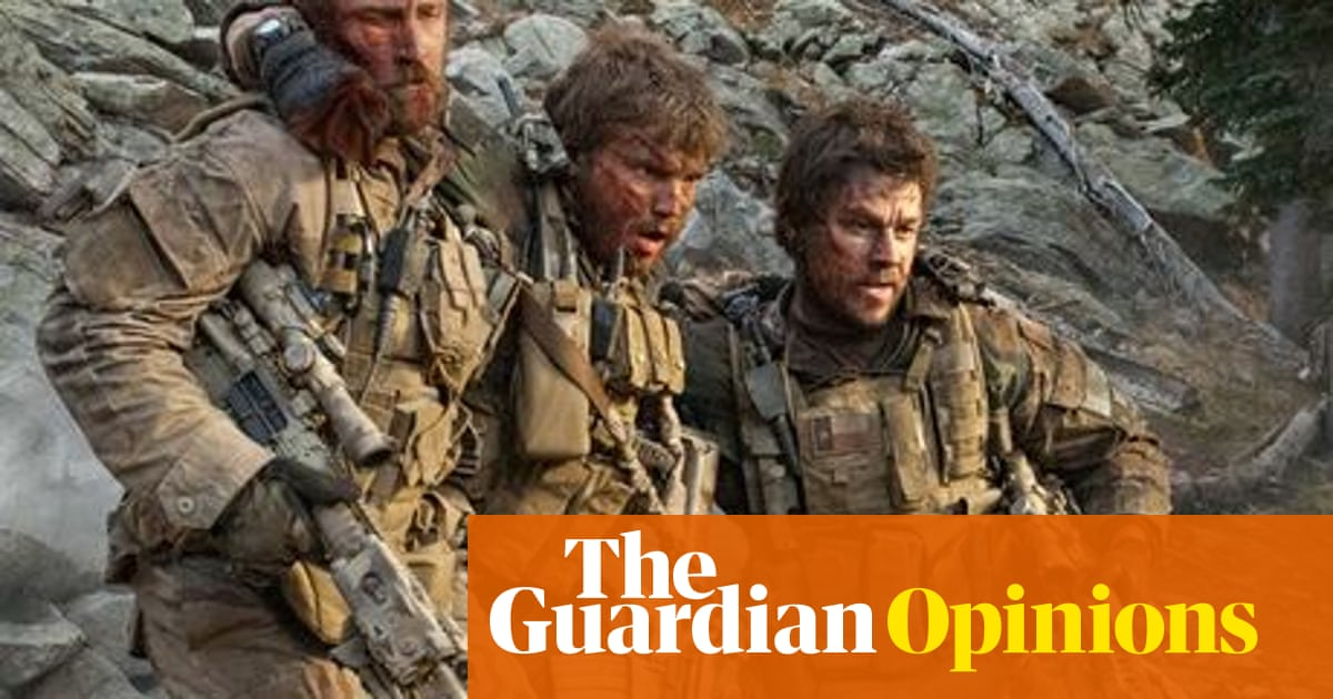 An SAS officer on Lone Survivor | Film | The Guardian
