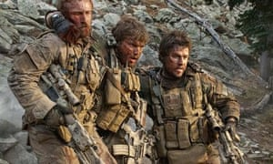 Mark Wahlberg in Lone Survivor