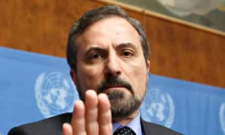 Syrian peace talks in Geneva