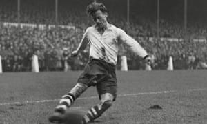 Tom Finney in 1949