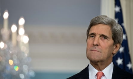 US secretary of state John Kerry will make a keynoye speech calling for more global action on climate change in Jakarta on Sunday.