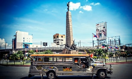 Cities: motion 4, jeepney