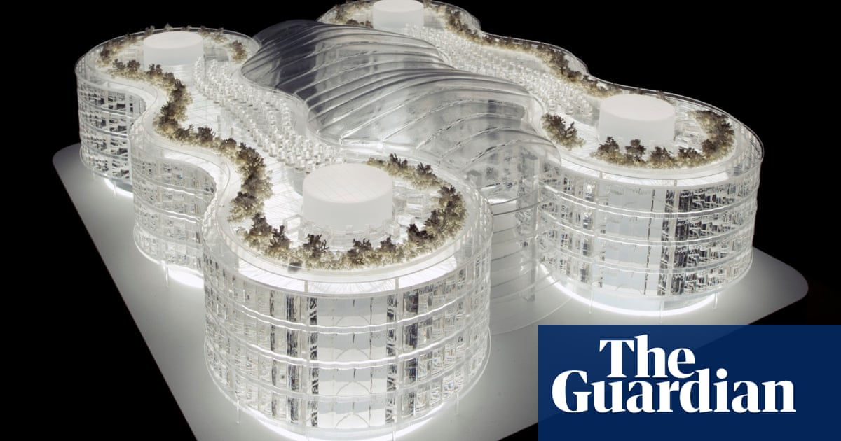 Will the buildings of the future be grown underwater? | Art