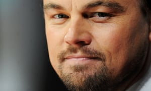 Nearly midnight …Wolfman DiCaprio.