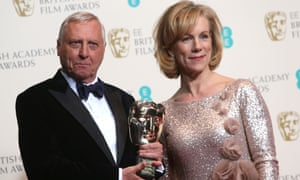 Bring on the lolly …Peter Greenaway and Juliet Stevenson