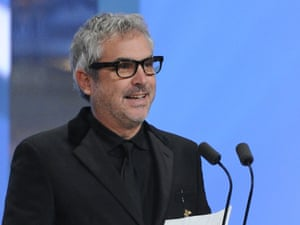 Down to earth …Alfonso Cuaron.