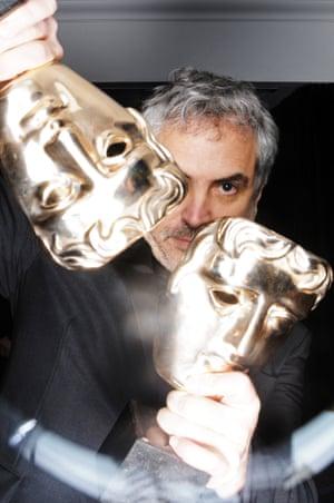 Alfonso Cuaron, director of Gravity.