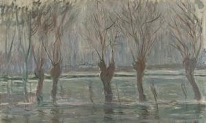 MONET Flood Waters 1896