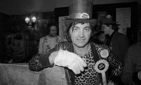 Screaming Lord Sutch, June 1983