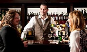 London South Bank University's fake pub