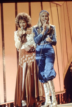 ABBA at the Eurovision Song Contest, 1974