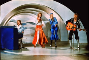 ABBA at the Eurovision Song Contest Preview, 1974