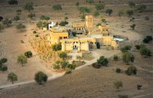 World's best hotels: Mihir Gahr, Rajasthan