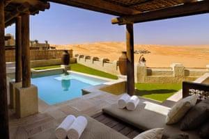 World's best hotels: Qasr al Sarab, UAE