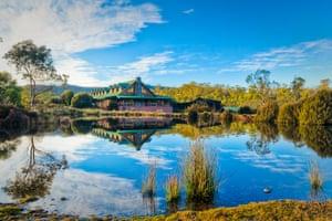 World's best hotels: Peppers Cradle mountain lodge, Tasmania, Australia
