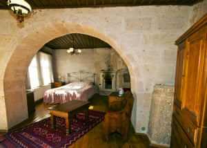 World's best hotels: Taskonak Hotel, Goreme, Cappadocia, Turkey