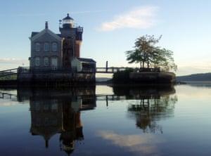 World's best hotels: Saugerties Lighthouse, New York state, USA