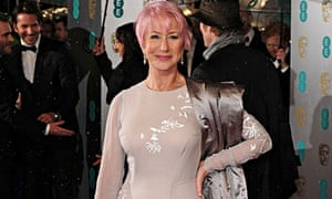 Helen Mirren leads way for older women