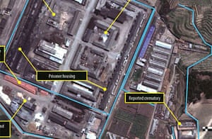 North Korea satellite pictures - UN report