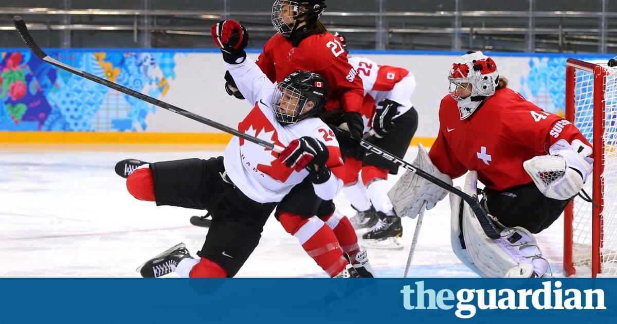 Olympic ice hockey: Switzerland 1-3 Canada – as it happened! | Sport ...