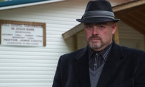 Jamie Coots, a pastor in Middlesboro, Kentucky. snake preacher
