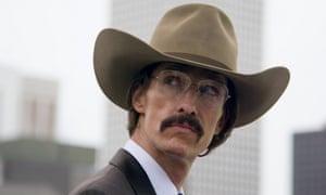 Matthew McConnaughey as Ron Woodruff