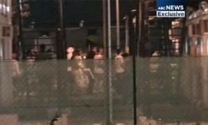 Manus Island riot