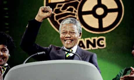 Nelson Mandela, Wembley Stadium 1990