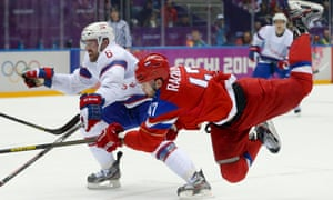 Russia v Norway