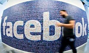 Facebook composite wall in Sweden
