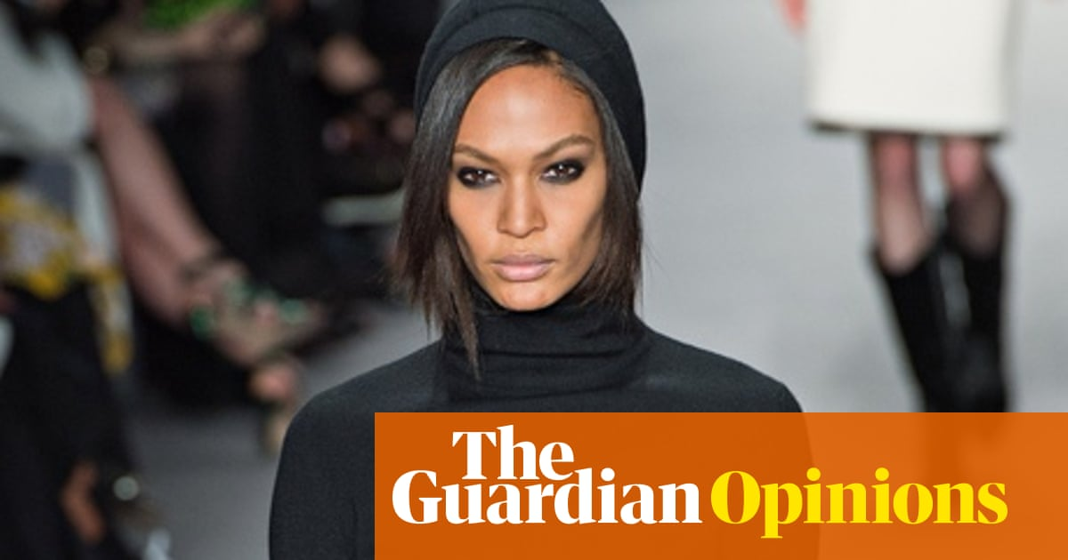 Why black models are rarely in fashion | Hadley Freeman | Opinion