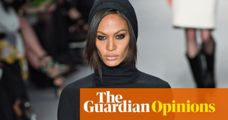 c586a9d4a2c07 Why black models are rarely in fashion