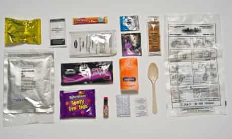 Danish ration pack