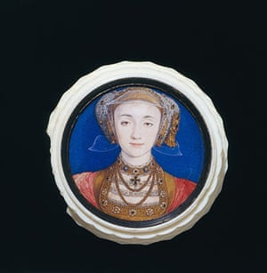 Strange Beauty: Anne of Cleves