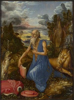 Strange Beauty: Saint Jerome
