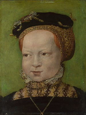 Strange Beauty: Portrait of a Girl