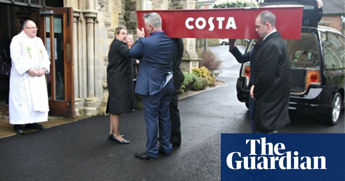 Would you choose a Costa coffin to meet your maker? | Life