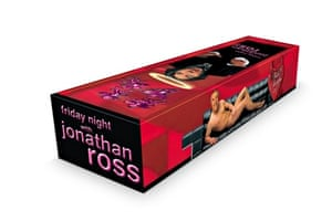 Spend eternity with Jonathan Ross.