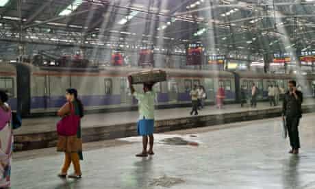 Cities: mumbai 2, rail