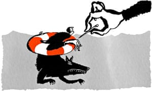 Belle Mellor illustration on benefits changes