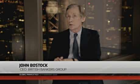 Bill Nighy in Future News