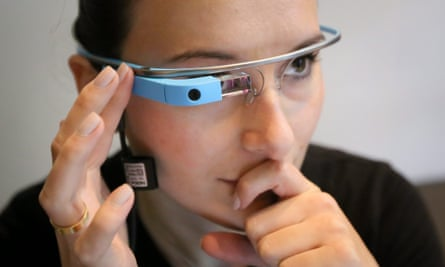 Google Glass wearing advice