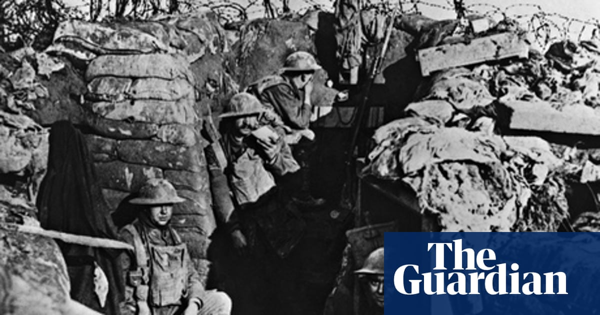 Students Think They Know How Ww1 Soldiers Felt They Don T